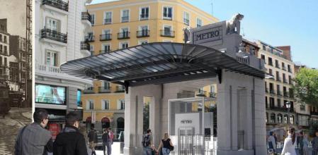 Descubre el Metro Gran Vía de Madrid